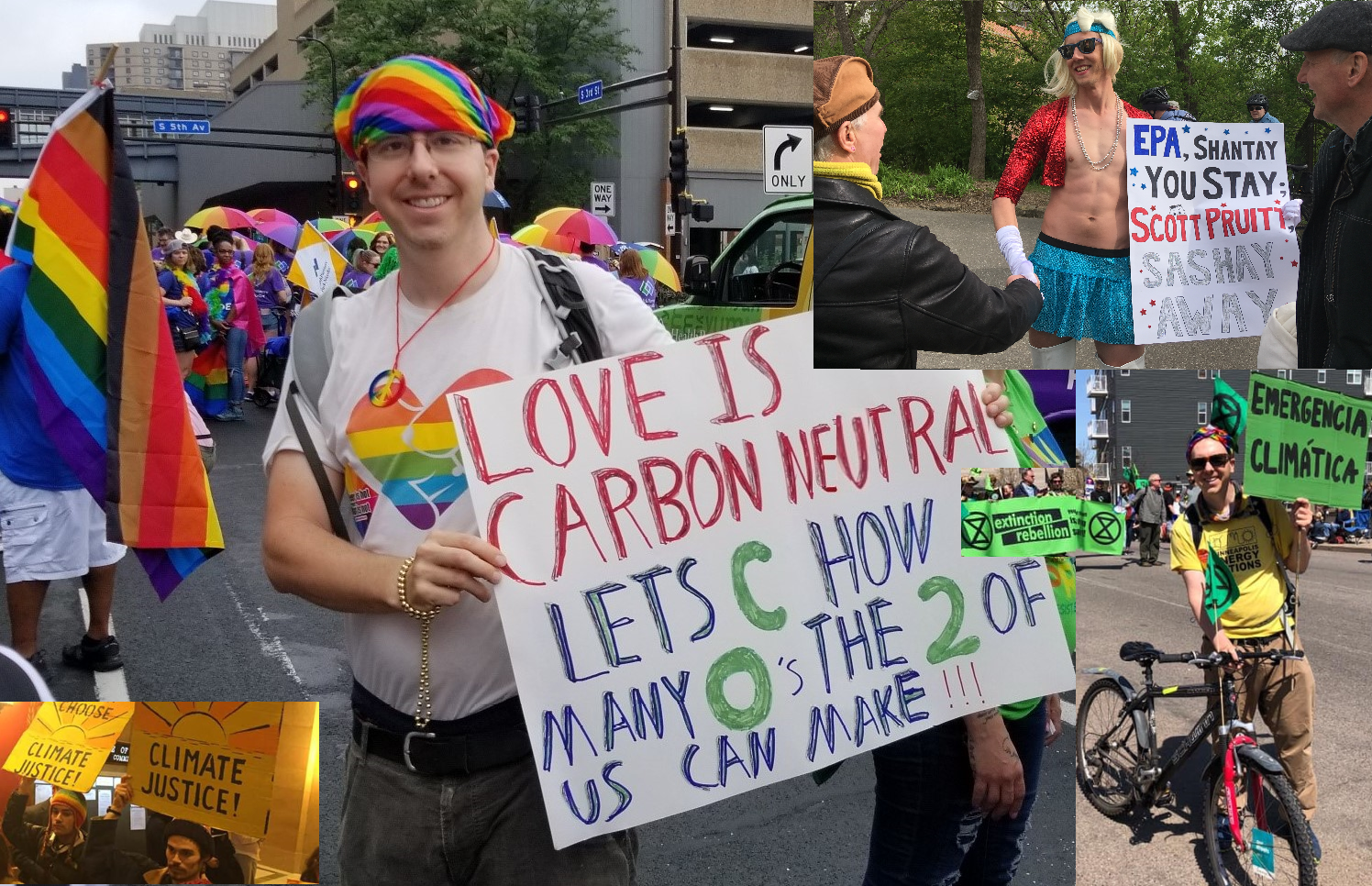 Carbon Man-Dating: A Climate themed Gay Romantic Comedy